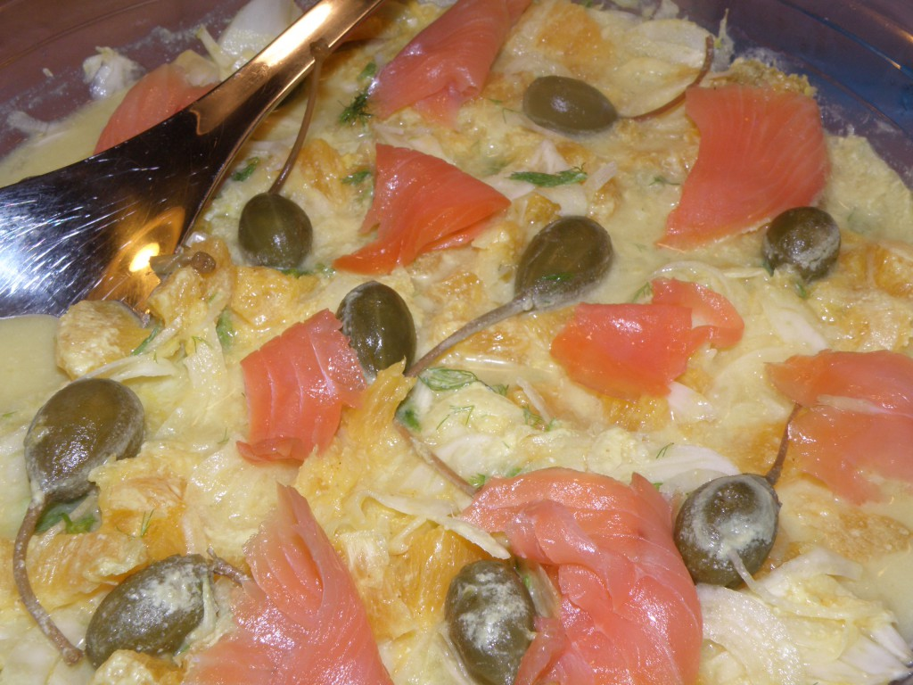 Fenchel-Orangen-Salat von Tine