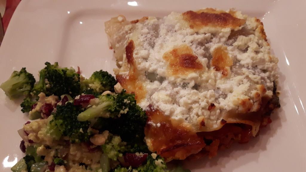 Lasagne von Angelika