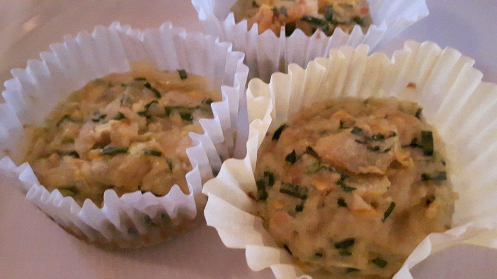 Zucchini-Muffins von Tine