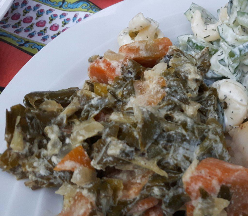 Mangold-Möhren-Gemüse von Moni